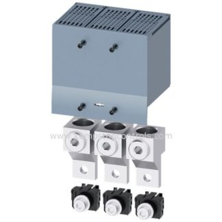 WIRE CONNECTOR. 4 PCS. ACCESSORY FOR: 3VM 250 SIEMENS Чехия