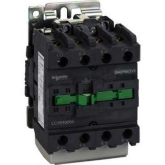 Контактор E 4P 2НО+2НЗ 25А 240В 50/60Гц (LC1E12008U7) Schneider Electric Франция