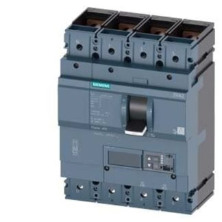 CIRCUIT BREAKER 3VA2 IEC FRAME 630 BREAKING CAPACITY CLASS H ICU=85KA @ 415 V 3-POLE