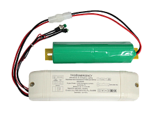 Аварийный блок CONVERSION KIT POWER LED 8-40W IP20 Световые Технологии Китай
