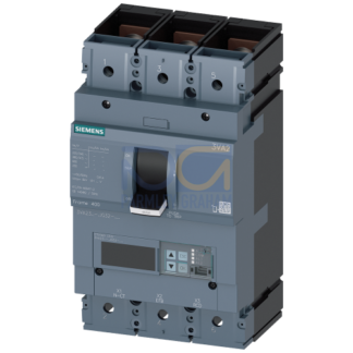 CIRCUIT BREAKER 3VA2 IEC FRAME 160 BREAKING CAPACITY CLASS M ICU=55KA @ 415 V 3-POLE
