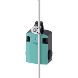 SIRIUS POSITION SWITCH METAL ENCLOSURE 56MM WIDE DEVICE CONNECTION 3X (M20X1.5) 1NO/1NC SNAP-ACTION CONTACTS ROTARY ACTUATOR SIEMENS Германия