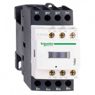 Контактор D 4п(4НО) АС1 32 А 380V 50ГЦ (LC1DT32Q7) Schneider Electric Франция