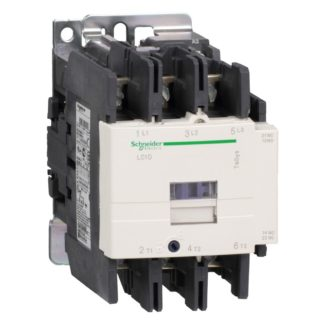Контактор D 3Р 80A НО+НЗ 440V 50/60 ГЦ Schneider Electric Франция