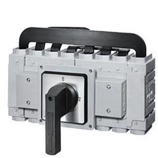 FRONT MOUNTING FOUR-HOLE MOUNTING BLACK KNOB